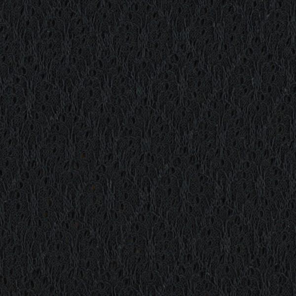 Strickstoff Spitze schwarz