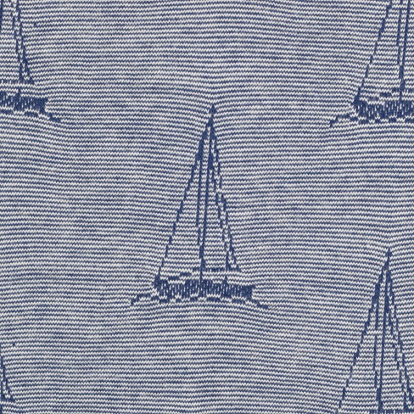 Westfalenstoffe Single-Jacquard Segelschiff dunkel