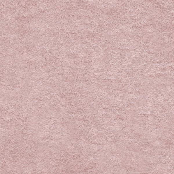 Strickfrottee Stoff - uni - zephyr