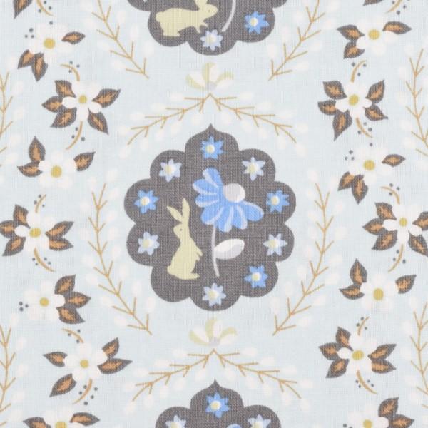 Blend Ana Davis born wild Bunny Patch blue