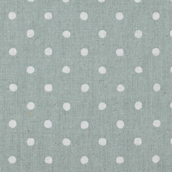 Sevenberry Canvas Punkte grün