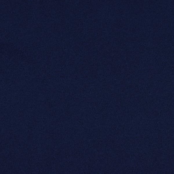 Microfleece dunkelblau