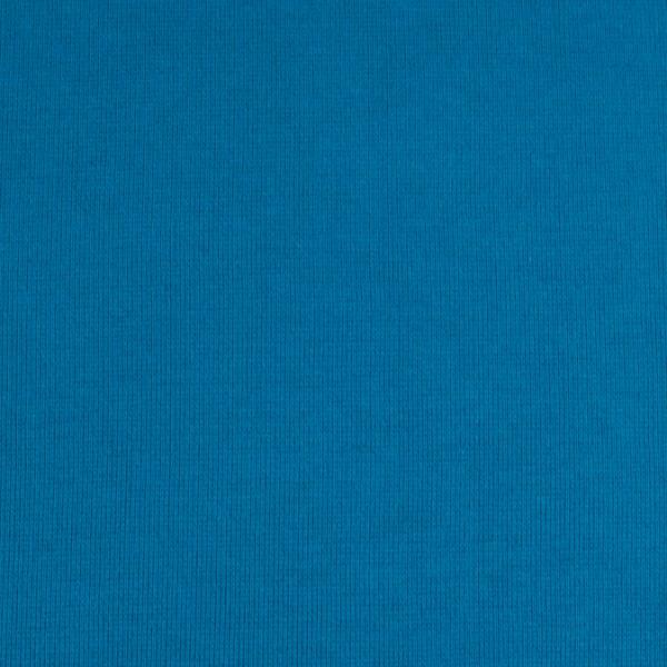 Bündchenware, blau Öko Tex Standard 100