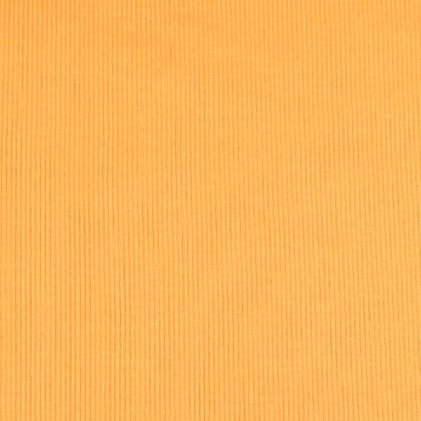 Bündchenware uni orange , Öko Tex Standard 100