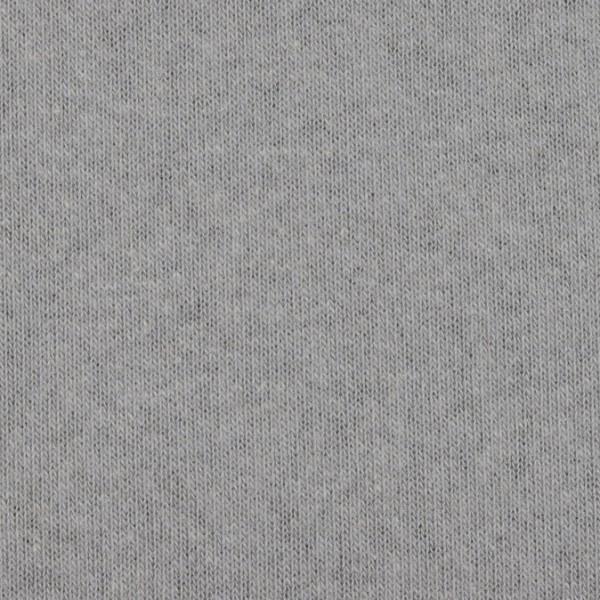 Strickstoff Bene angeraut **made in Italy** beige