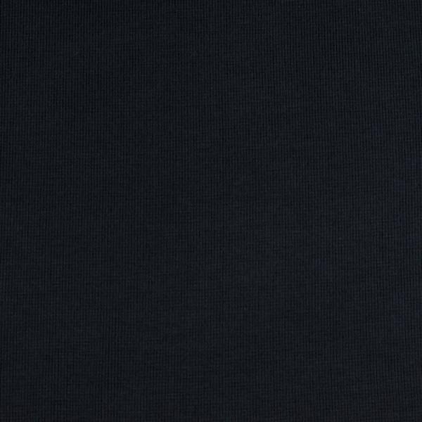 Bündchenware, schwarz, Öko Tex Standard 100
