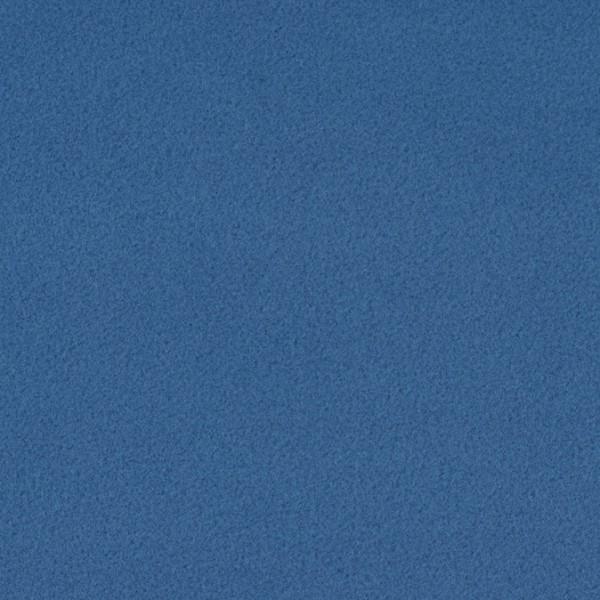 Microfleece jeansblau