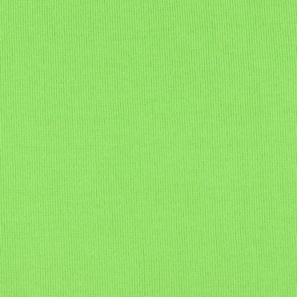 Bündchenware grün