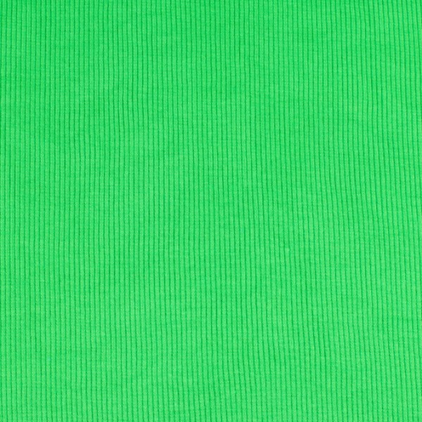 Bündchenware uni grün , Öko Tex Standard 100