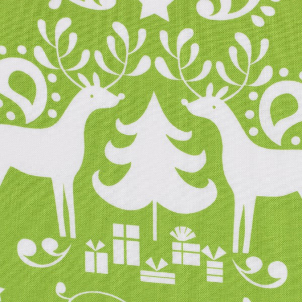 Blend Treelicious - Hirsch grün