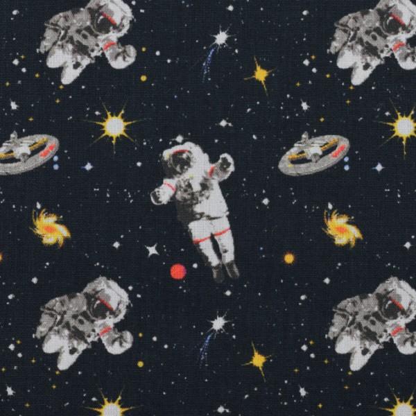 Baumwolle Kim, Weltall Astronaut
