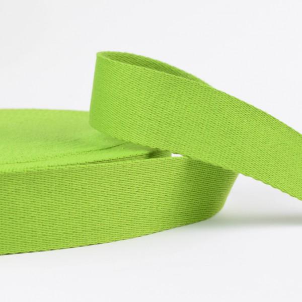 Gurtband - uni hellgrün