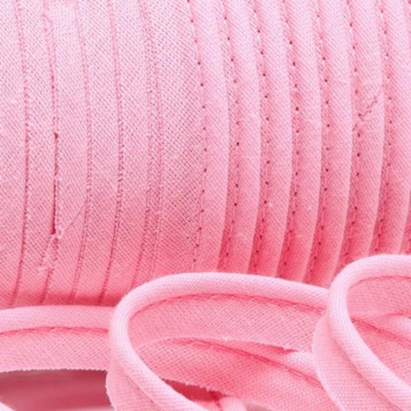 Paspelband uni - rosa