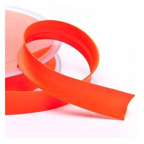 Schrägband Neon orange, Stoffe Köln