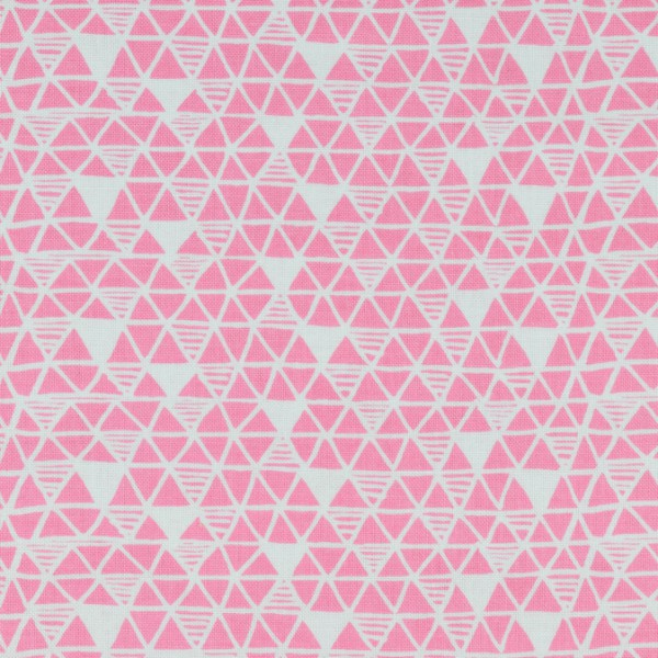 Blend Snow Day Dreiecke rosa