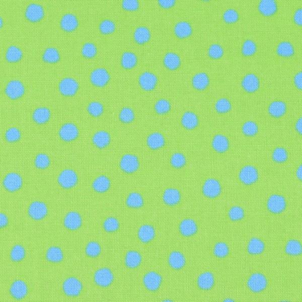 Westfalenstoffe Junge Linie Punkte grün blau EU-Spielzeugrichtlinie EN 71 Teil 3