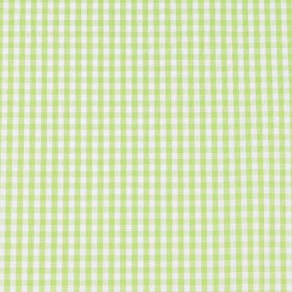 Vichy baumwolle grün weiß, öko-tex standard 100