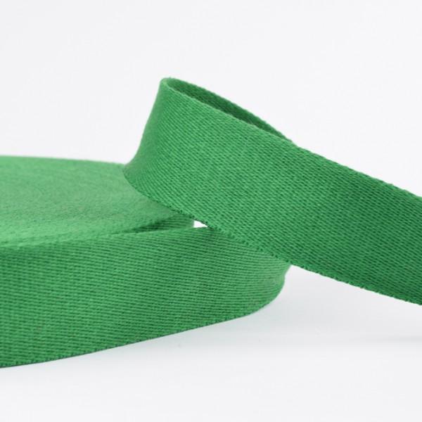 Gurtband - uni grün