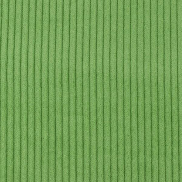 Breitcord Cordstoff breit grün