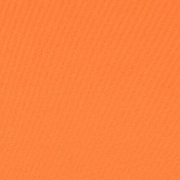 Uni Sweat angeraut orange