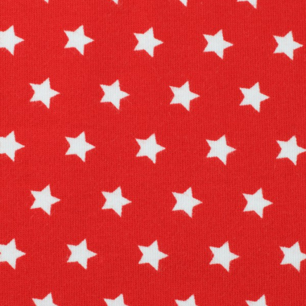 Stenzo Jersey Sterne rot, Öko Tex Standard 100