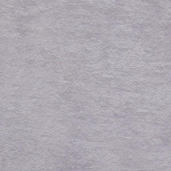 Strickfrottee Stoff - uni - lavender aura