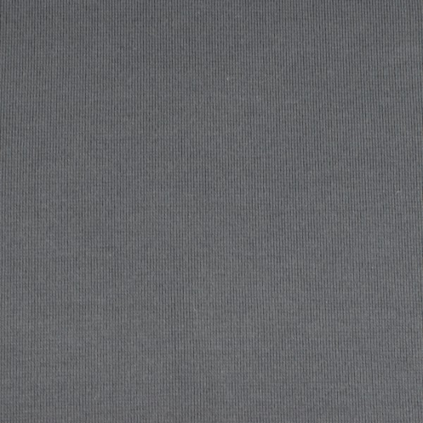 Bündchenware, dunkelgrau, Öko Tex Standard 100