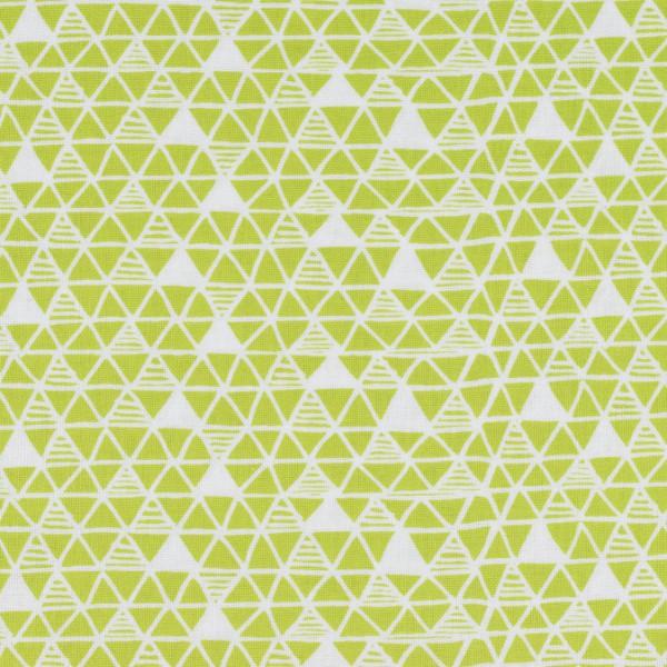 Blend Snow Dreiecke grün