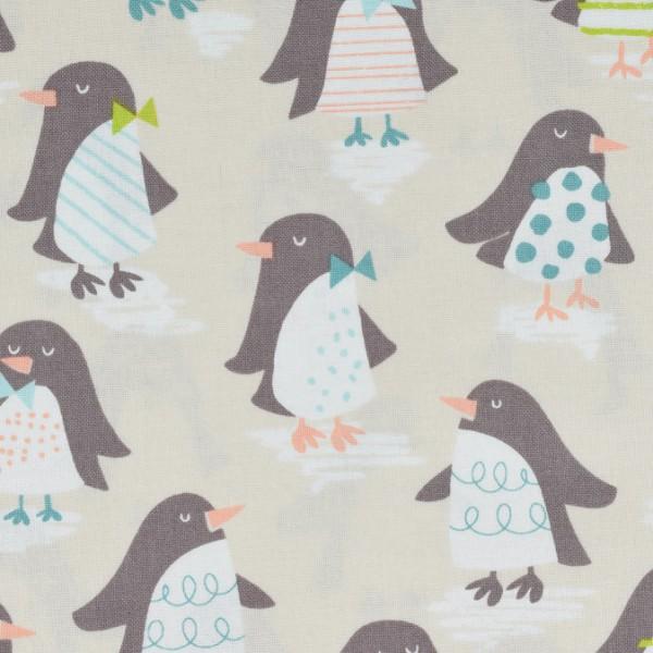 Blend Snow Pinguine braun