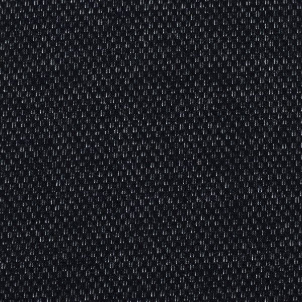 Uni Jeans Sweat angeraut anthrazit/schwarz