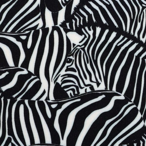 Viscose Daytona Zebra
