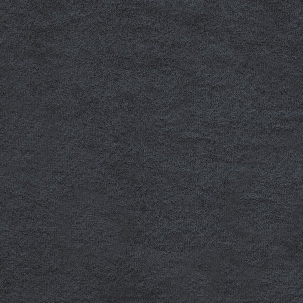 Strickfrottee Stoff - uni - dark shadow