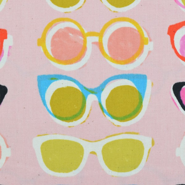 Cotton and Steel Baumwolle alexia abegg Melodie Miller Poolside shade pink