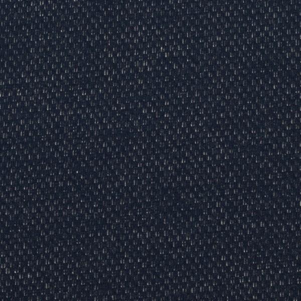 Uni Jeans Sweat angeraut blau
