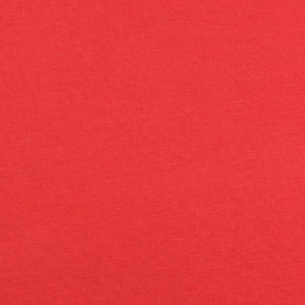 Lillestoff Jersey uni rot