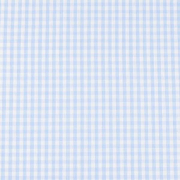 Vichy baumwolle blau weiß, öko-tex standard 100