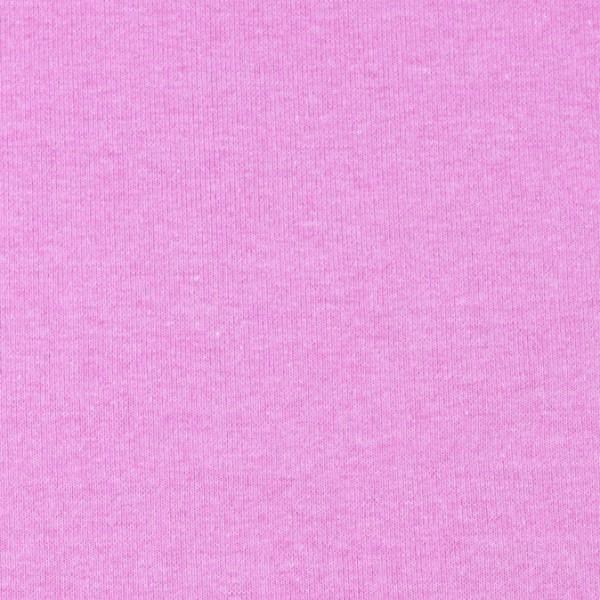 Bündchenware melange rosa