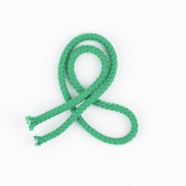 Baumwollkordel 5mm grasgrün