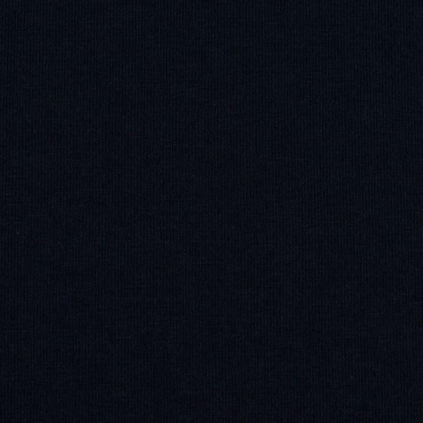 Jersey Uni schwarz, Öko Tex Standard 100