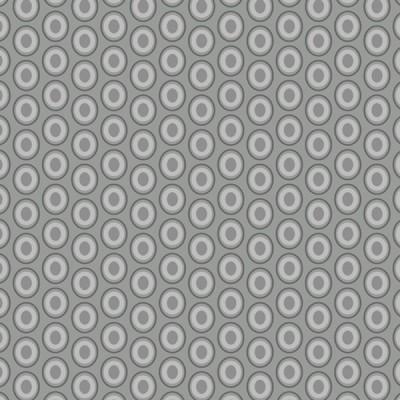 Baumwolle Oval Elements - Silver Drops