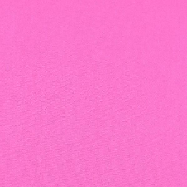 Baumwolle uni pink, Öko-Tex Standard 100