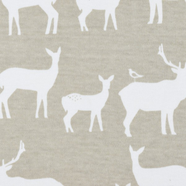 Birch - Elk Fam Shroom Knit/ Interlock