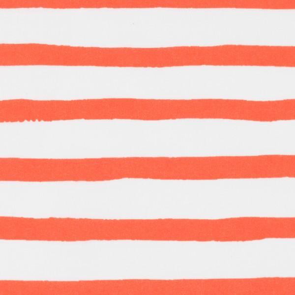 Birch - Saltwater Streifen rot