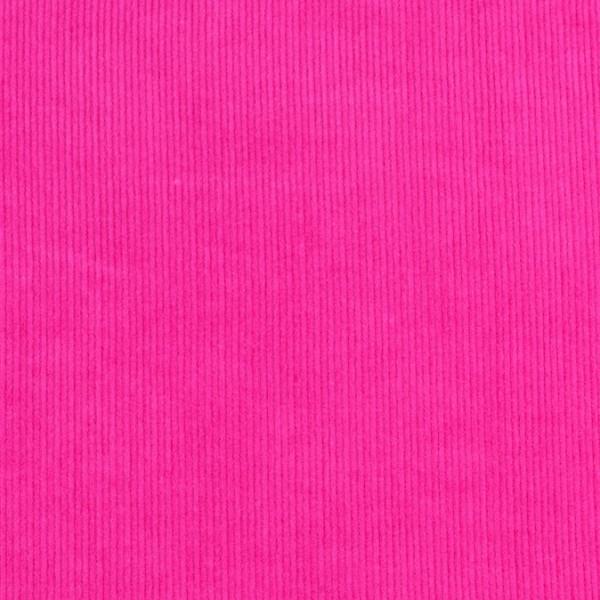 swafing Cord uni pink öko tex standart 100