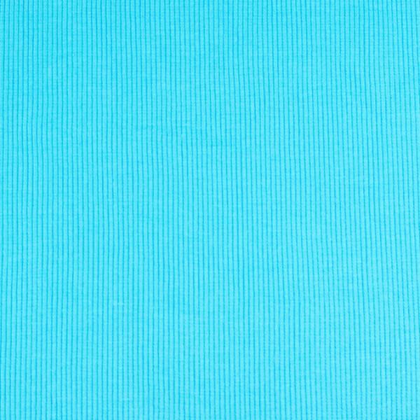 Bündchenware uni blau , Öko Tex Standard 100
