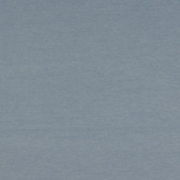 Jersey Uni jeansblau, Öko Tex Standard 100
