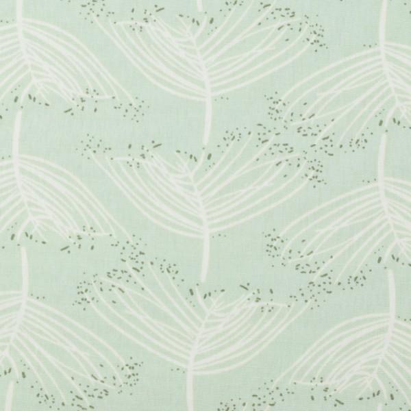 Art Gallery Baumwolle Laced Moss Forest Floor