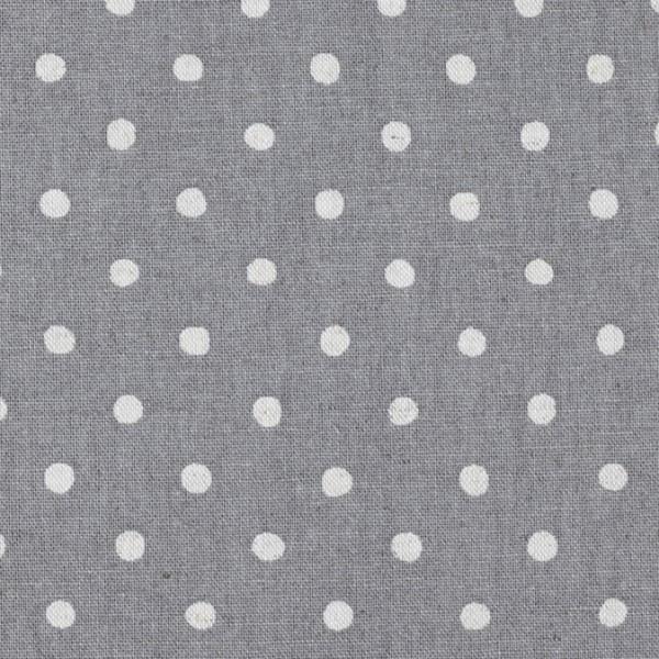 Sevenberry Canvas Punkte grau