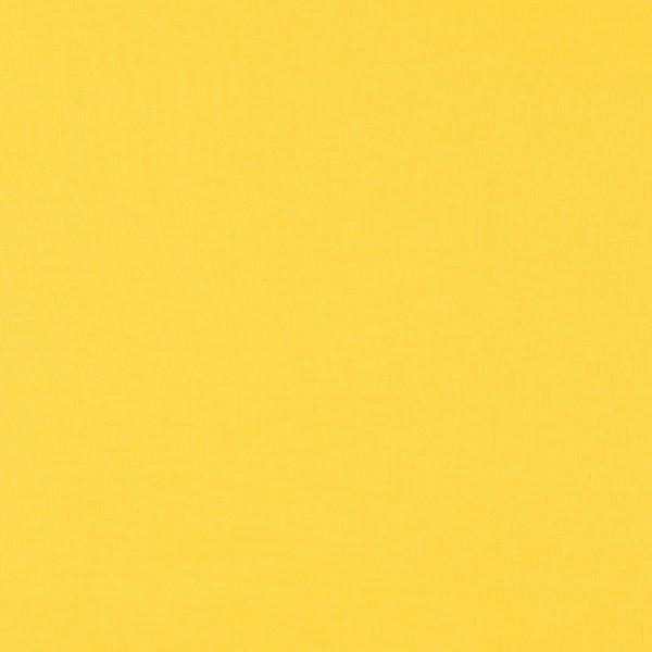 Jersey Uni gelb Öko Tex Standard 100