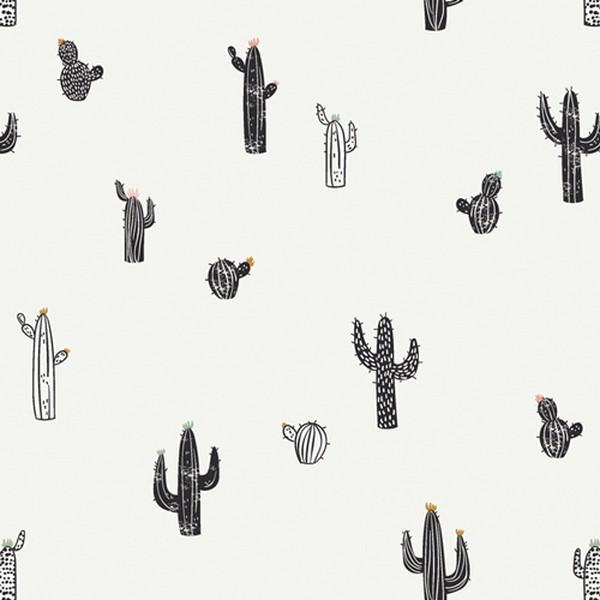Art Gallery Baumwolle - Cactus Stamps